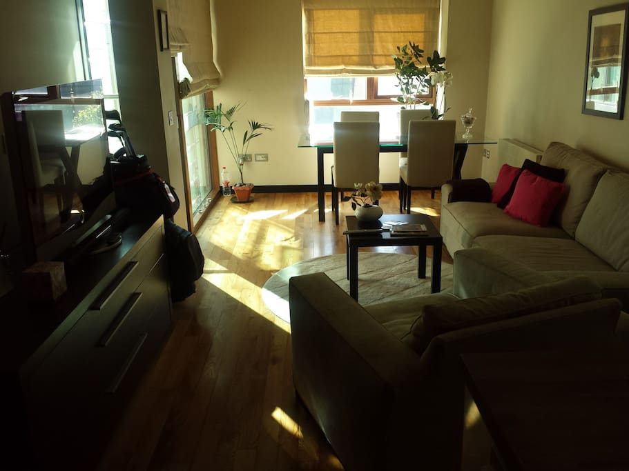 Lovely suite apartment in a 4 hotel apartments for rent for Appart hotel dublin