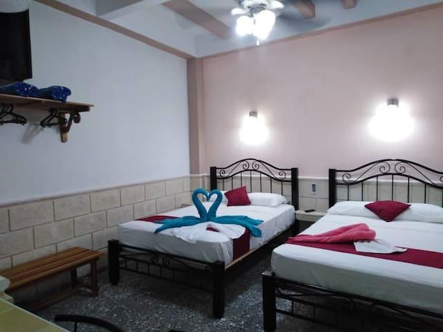 Hostal Doña Fina en Matanzas Cuba