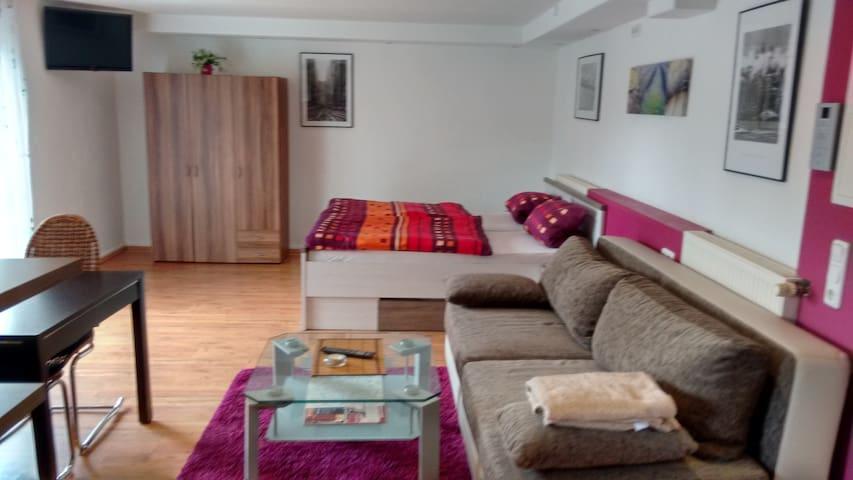 Ferienwohnung Familie Hummel Merkendorf - Memmelsdorf - Wohnung