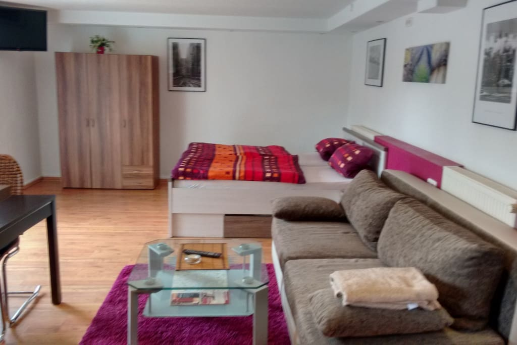 ferienwohnung familie hummel merkendorf condominiums for. Black Bedroom Furniture Sets. Home Design Ideas