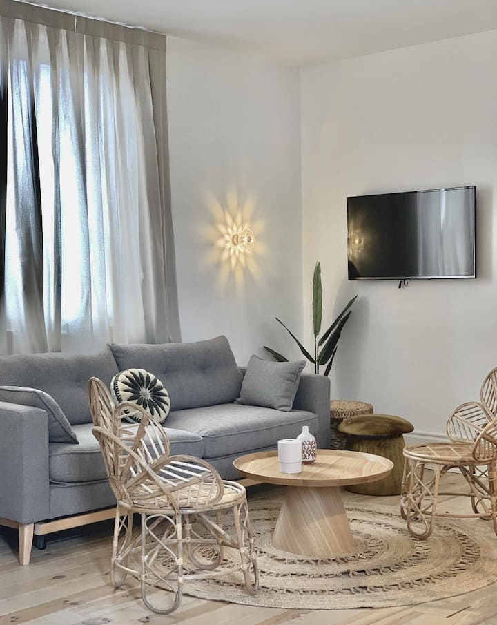 YOUR CENTRAL APARTMENT IN PORTO! 2 D
