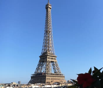 EIFFEL TOWER SPLENDID VIEW