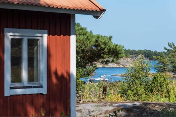 Seaview 🦆 🌾⚓️ Bockö - Stockholm Archipelago