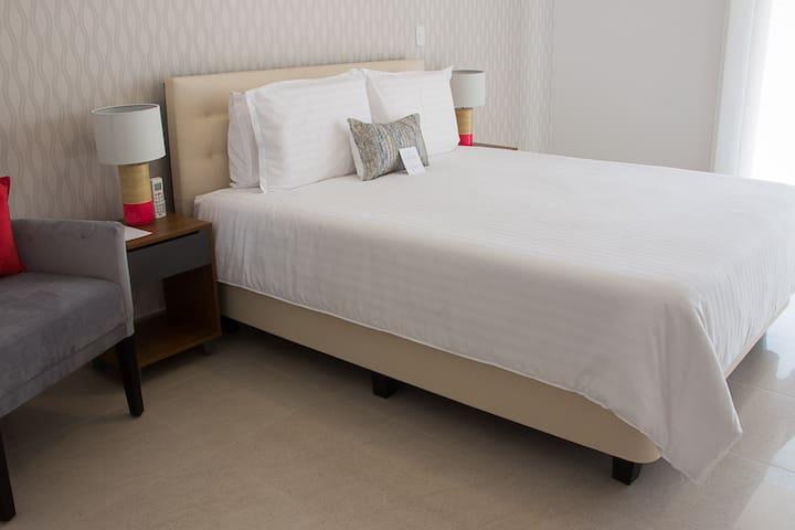 MGR&V Apto. 1 dormitorio incluye 2 desayunos