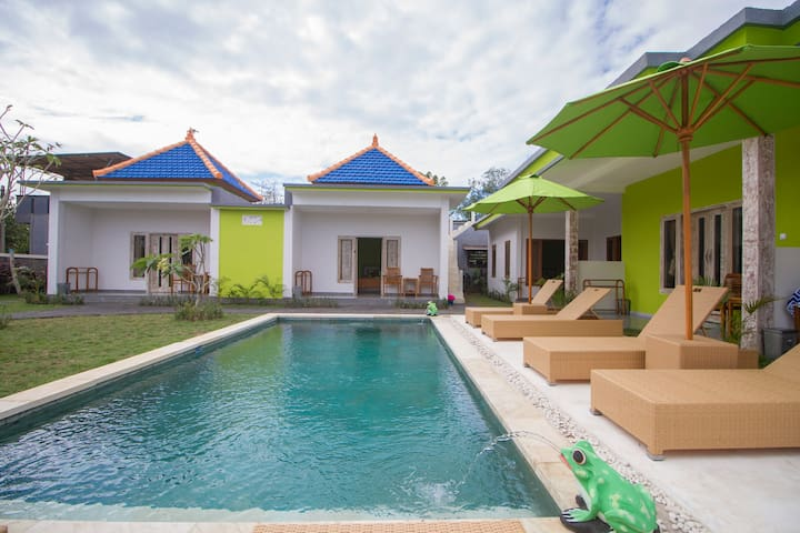 Extremely Central Bingin Guesthouse by Bukit Vista