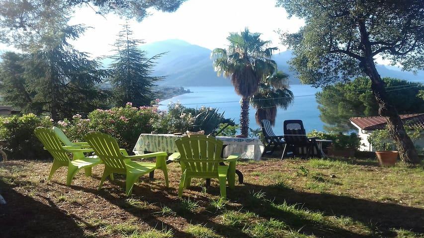 Villa Luisa sul mare - Parco del Cilento
