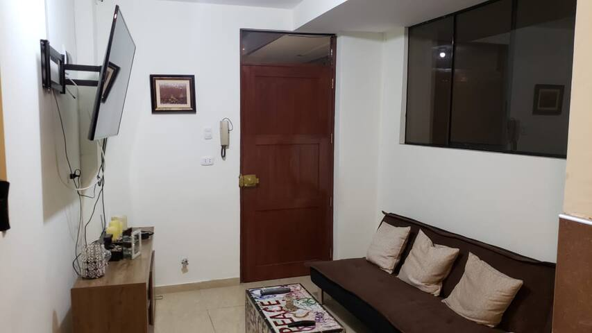 Apartment for couples in Lima