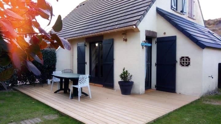 Cottage dans les DUNES 200m de la MER - WIFI/Vélos