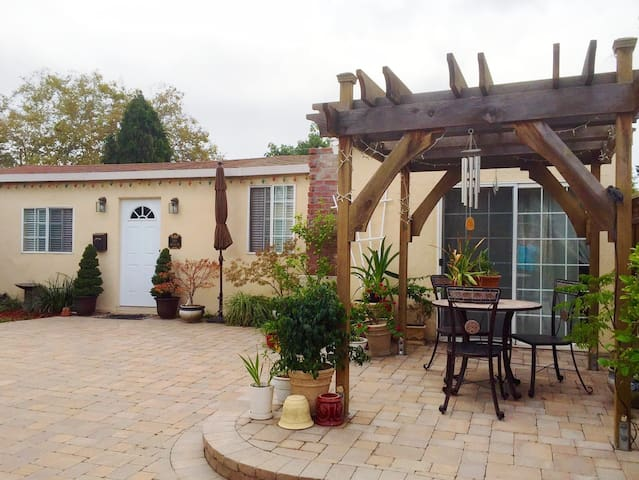 Guest house in Silicon Valley. - San Jose - Cottage