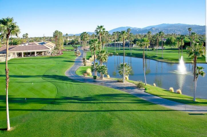 2+2 in Desert Princess Country Club Golf Resort