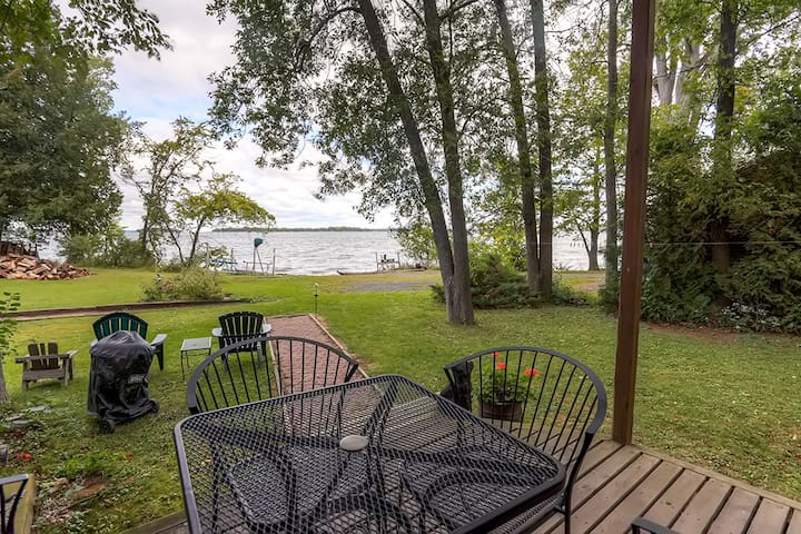 Charming St. Albans Cottage on Lake Champlain!