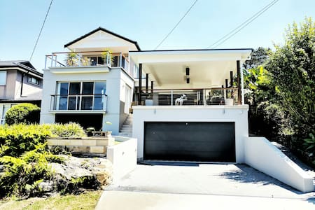 Family oasis: Bush and Manly beach - Allambie Heights