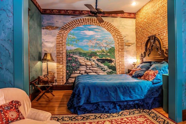 Guest Room 1 - The Peerless Hotel