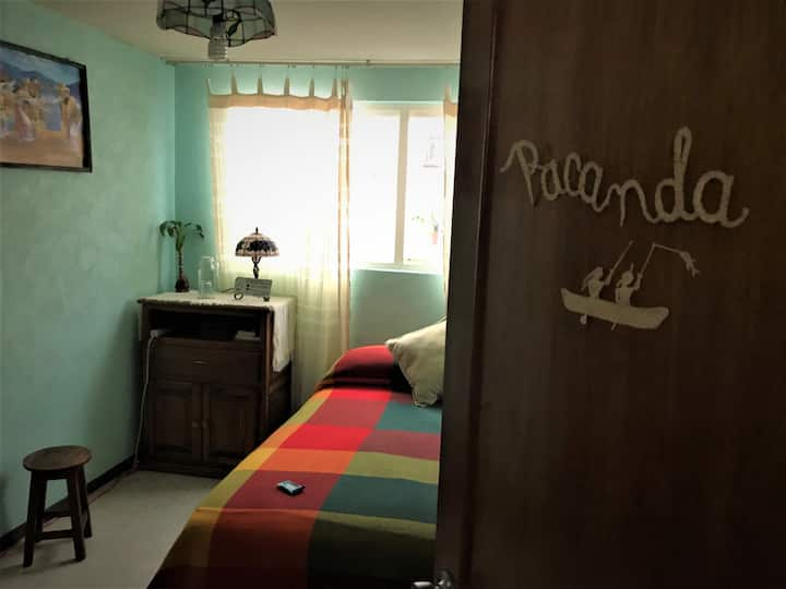 "El Palomar  -""PACANDA""- Bed & Breakfast"