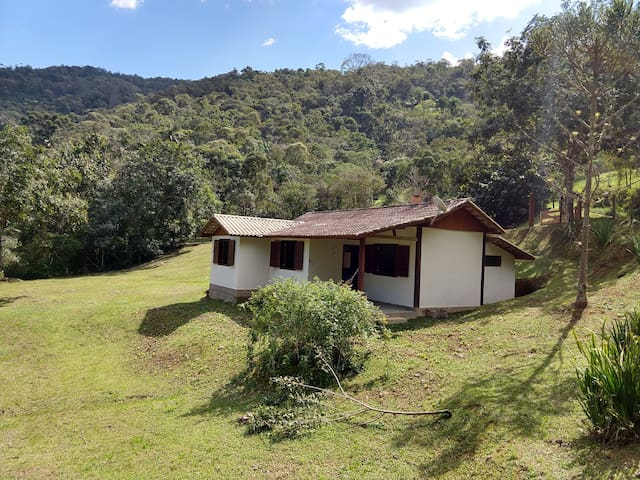 casa  região de Visconde de Mauá