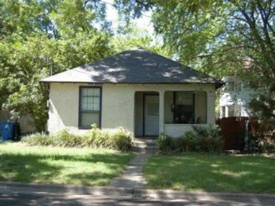 cosy 2 bedroom in hyde park houses for rent in austin texas