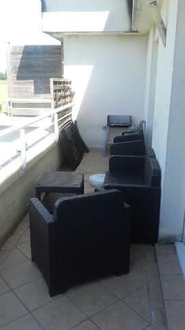 Appartement avec terrasse - Moissy-Cramayel - Apartment