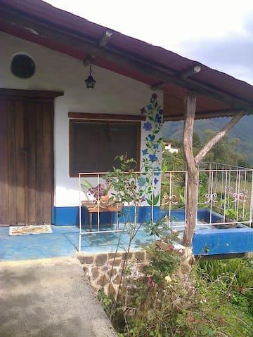 Cabañas en Los Andes de Venezuela - Boconó - Nature lodge