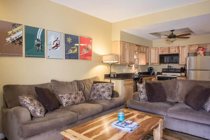 Eagle Vail- Cozy 2 bed 2 bath Condo
