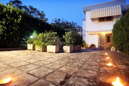 House just 200 meters from the sea in Salento. - Santa Cesarea Terme - Lejlighed