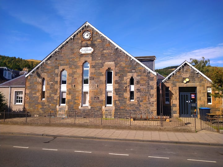 Cleikum Mill (sleep 2)  Award winning Facilities.