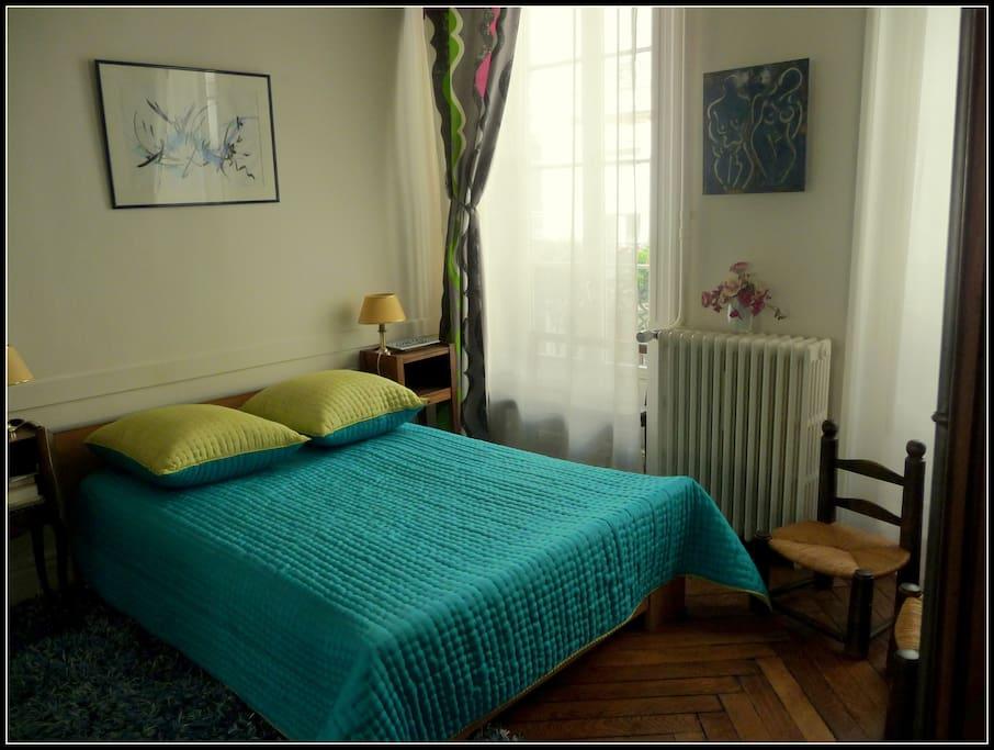 chambre dans appartement petit d jeuner compris chambres d 39 h tes louer lyon rh ne alpes. Black Bedroom Furniture Sets. Home Design Ideas