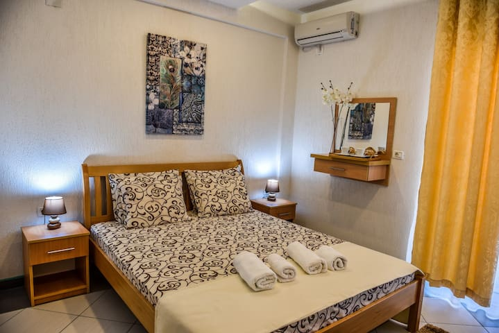 Motel AJANA - Deluxe Double Room whith Terrace - Ulcinj - Butik otel