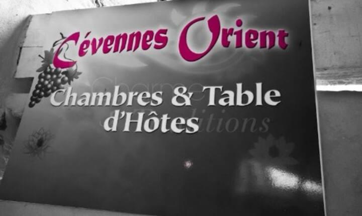 """Cévennes-Orient """"Rèves d'Orient"""""""