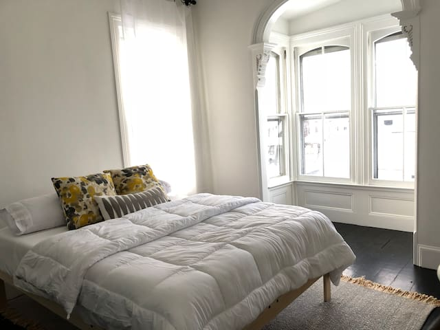 Newly Renovated Historic 3-Bedroom Home