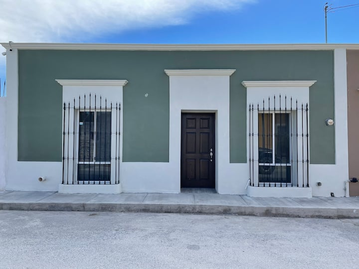 CASA CACTUS casa antigua renovada de lujo céntrica