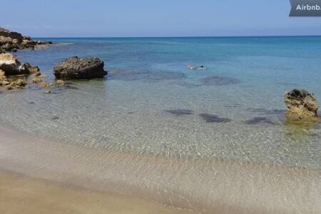 Protaras Spacious Apartment near the sea/free wifi - Paralimni