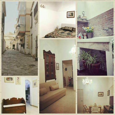Delizioso appartamento a due passi da tutto - Brindisi - Apartamento