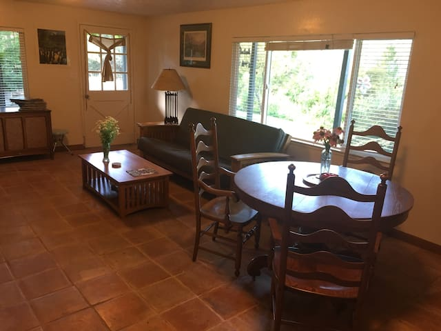 1 Bd Apartment , Wineries, 1 Hour to Sierra skiing - Placerville