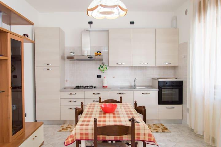 Appartamento/ stanze in pieno centro!