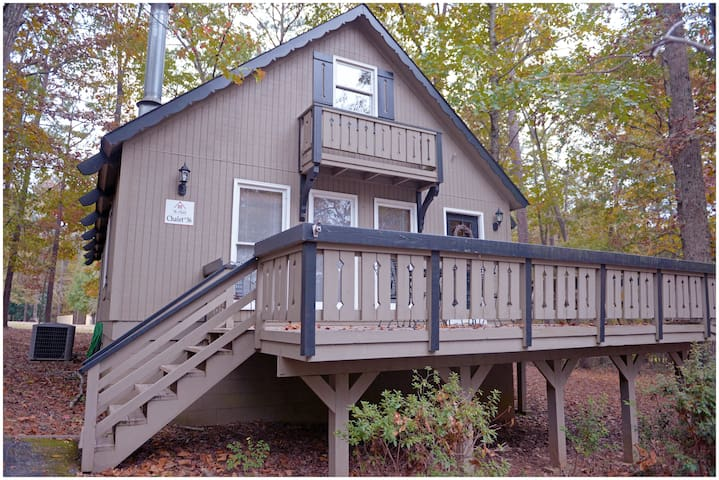 Pine Mountain Club Chalets - Offlake Three Bedroom #36 - Pet Friendly