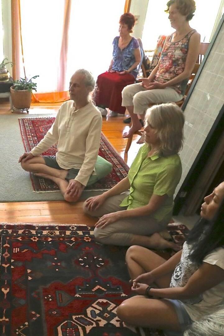 Osho Kundalini Meditation part 3
