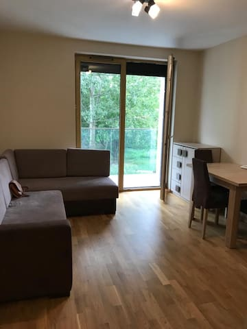 Appartement à Cracovie dans le quartier Nowa Huta