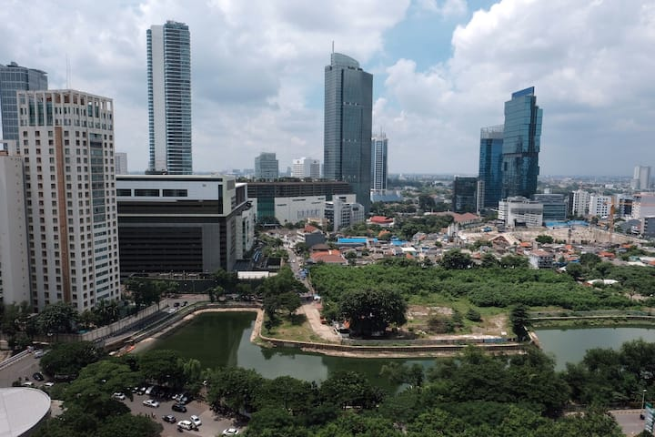 Thamrin Executive Residence - 1 BR, Best Location