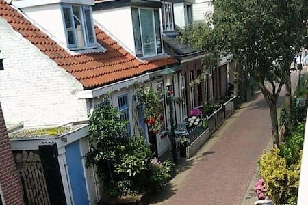 Industrial meets authentic in village centre - Zandvoort - Flat