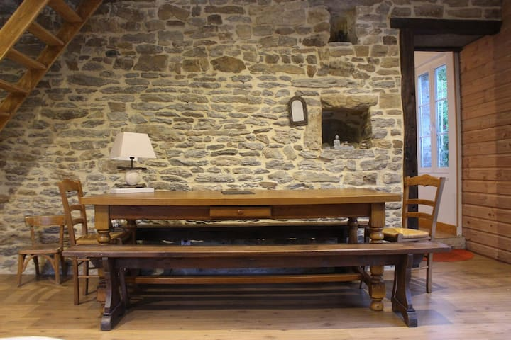 Cottage charming Suisse normande - Calvados - Casa
