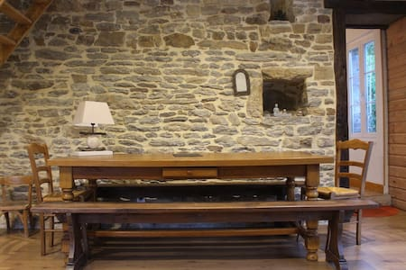 Cottage charming Suisse normande - Calvados - Ev