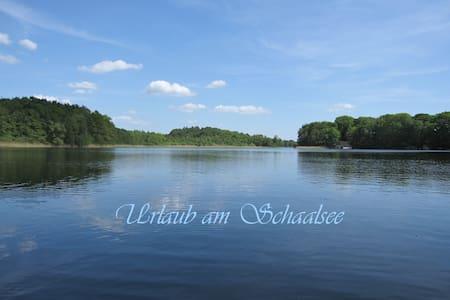 FerienWohnung Winterseeblick - Seedorf - Leilighet