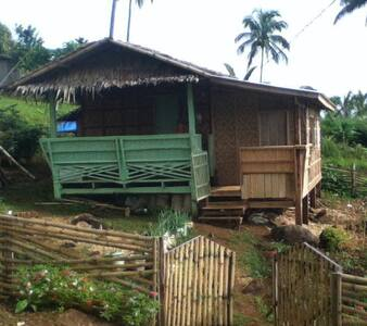 Eco-Cabin Guingona Village - Kulübe