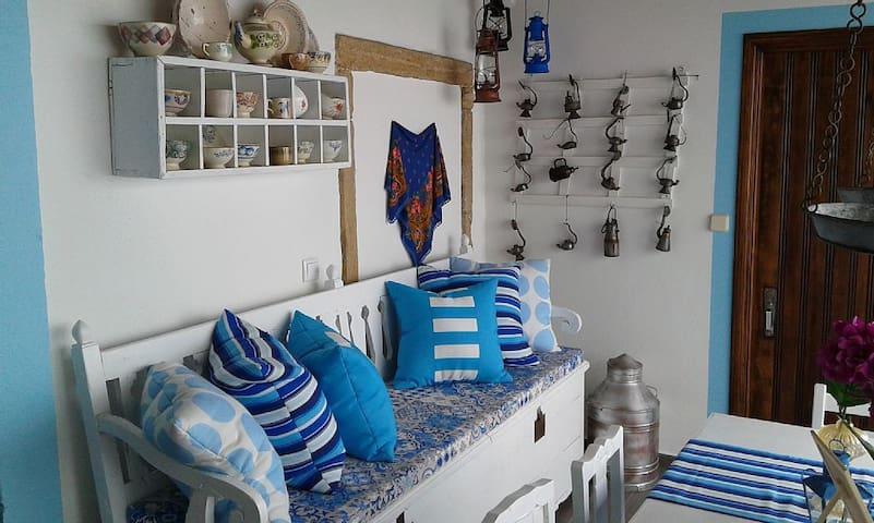 Casa Avó Estrela - Leiria - Haus