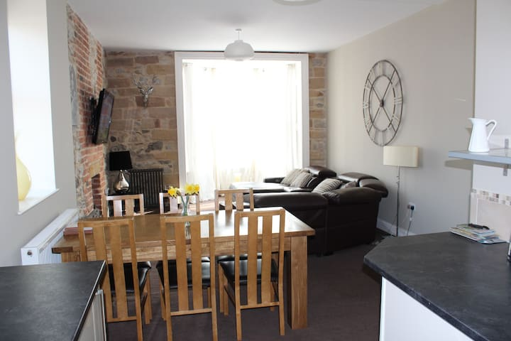 The Chatsworth - Clarence House - Matlock Bath - Apartament