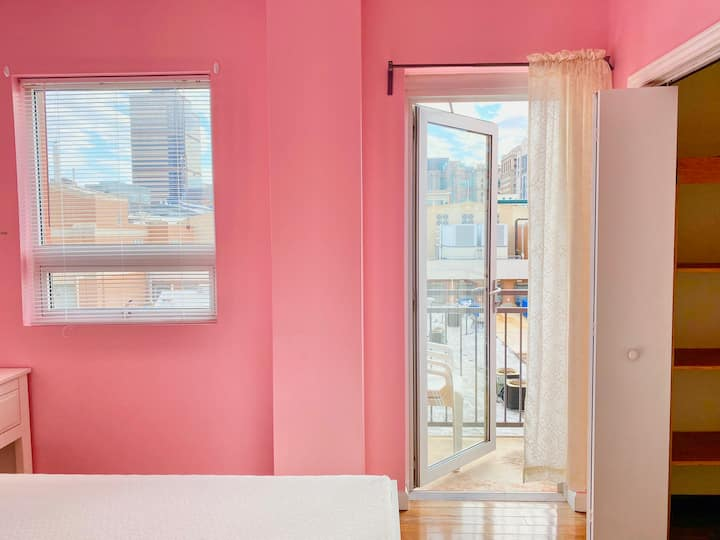 CozyDreamyPrivateRoomCenterCity(Long-TermOnly!!!!)