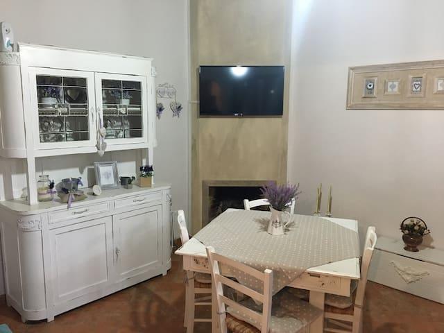 Villetta Profumo di bosco - Monteverdi Marittimo - House