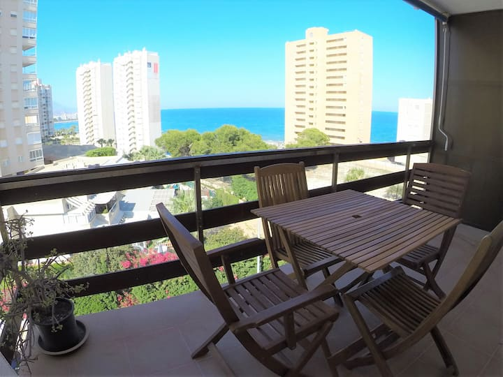 Frente al mar, Playa de San Juan, Muchavista