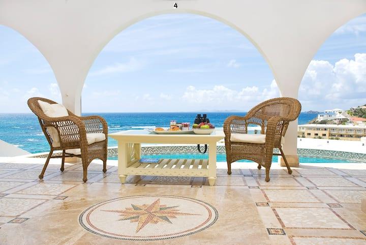 Villa Oyster Pearl Your Beach Side Villa.
