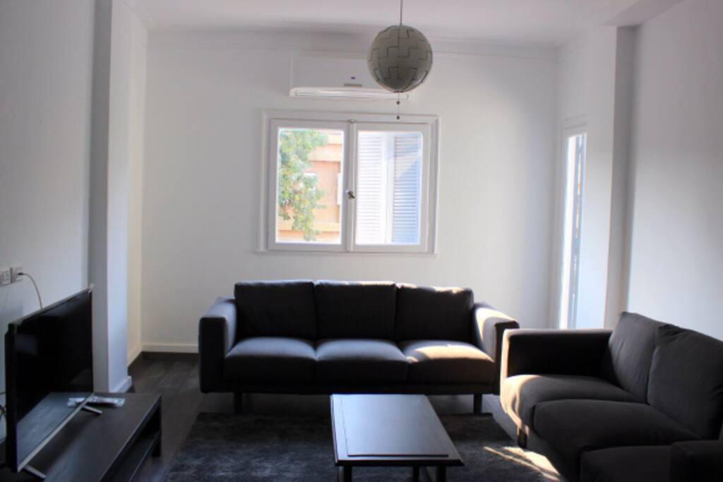 An apartement...